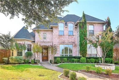 Plano Single Family Home For Sale: 5800 Spring Glade Court