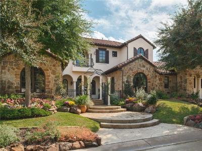 McKinney Single Family Home For Sale: 705 Park Lake Drive