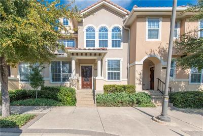 Dallas County, Denton County Townhouse For Sale: 6818 Deseo