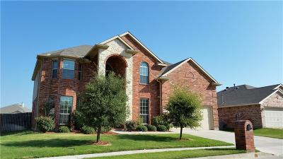 Tarrant County Single Family Home For Sale: 9509 Drovers View Trail