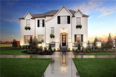Frisco Single Family Home Active Contingent: 4115 Mission Avenue