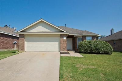 Mckinney Single Family Home For Sale: 9808 Nixon Drive