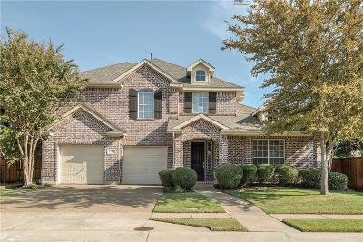 Mckinney Single Family Home For Sale: 1709 Crown Point Road