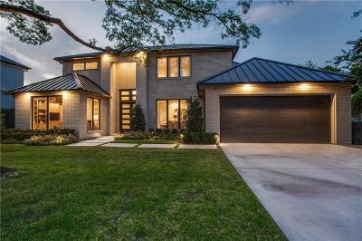 Single Family Home For Sale: 5007 Horseshoe Trail