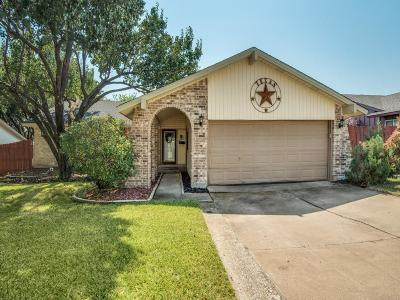 Carrollton Single Family Home Active Option Contract: 2026 Cedarwood Drive