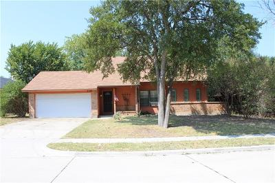 Carrollton Single Family Home For Sale: 2109 Via Del Plata