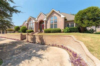 Colleyville Single Family Home Active Option Contract: 802 Inwood Lane