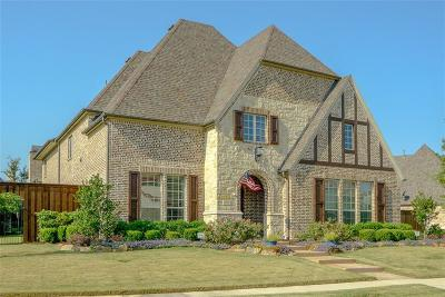 Irving Single Family Home For Sale: 648 Scenic Drive