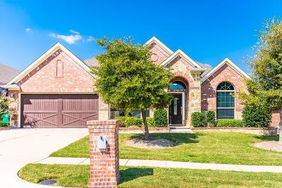 McKinney Single Family Home For Sale: 3912 Bent Creek Road