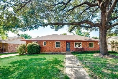 Richardson Single Family Home For Sale: 702 S Waterview Drive