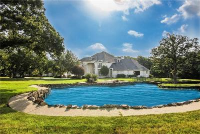 Mansfield Single Family Home For Sale: 747 Moore Road
