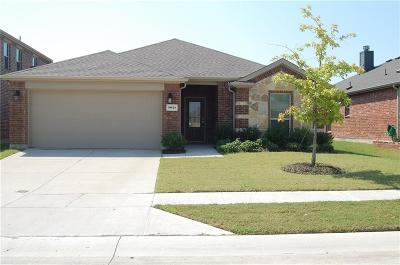 Prosper Single Family Home For Sale: 5621 Coventry Drive
