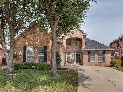 Highland Village Single Family Home For Sale: 308 Patricia Lane
