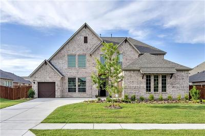 Prosper Single Family Home For Sale: 2251 Lewis Canyon Drive