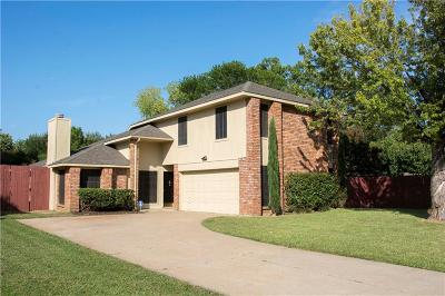 Flower Mound Single Family Home For Sale: 5057 Coker Drive
