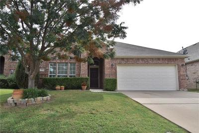 Fort Worth Single Family Home For Sale: 2856 Maple Creek Drive