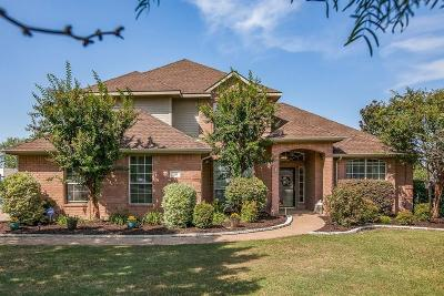 Argyle Single Family Home For Sale: 190 Canyon Oaks Drive
