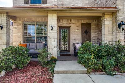 Little Elm Single Family Home For Sale: 2624 Leisure Lane