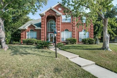 Grand Prairie Single Family Home For Sale: 2918 Paladium Drive