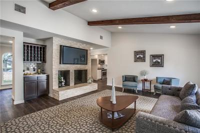 Dallas Single Family Home For Sale: 6725 Hillbriar Drive