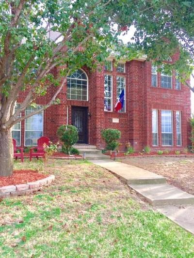 Carrollton Single Family Home For Sale: 1481 Parkwood Drive