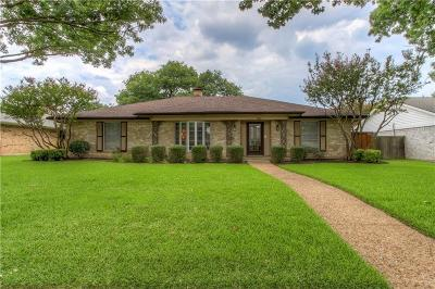 Richardson Single Family Home For Sale: 2807 Valley Ridge Drive