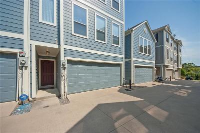 Dallas Townhouse For Sale: 7416 Coronado Avenue #13