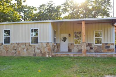 Wise County Single Family Home For Sale: 584 County Road 3555