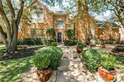 Plano Single Family Home For Sale: 5613 Hillsborough Drive