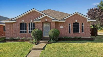 McKinney Single Family Home For Sale: 5025 Boxwood Lane