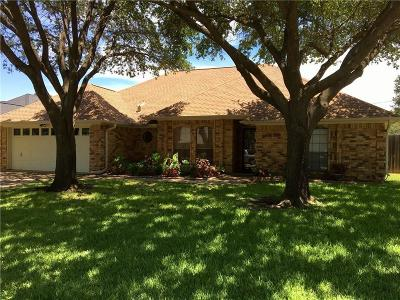 Single Family Home For Sale: 6412 Whitney Court