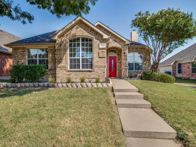 Mckinney Single Family Home Active Option Contract: 5804 Hidden Pine Lane