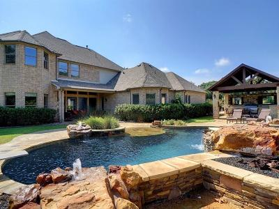 Southlake Single Family Home For Sale: 600 Clariden Ranch Road