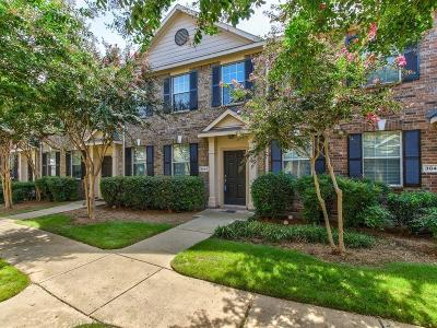 Mckinney Townhouse For Sale: 3044 Stone Forest Circle