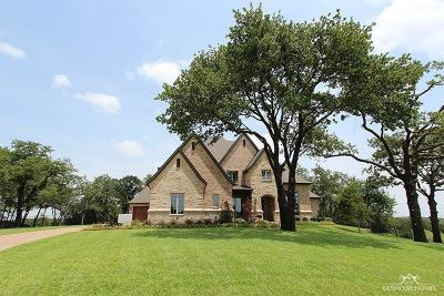 Flower Mound TX Single Family Home For Sale: $1,100,000