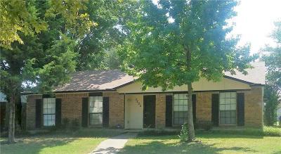 Dallas Single Family Home For Sale: 3222 Weather Vane Lane