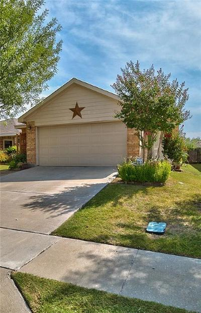 Fort Worth TX Single Family Home For Sale: $206,000