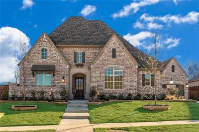 Flower Mound TX Single Family Home For Sale: $850,000