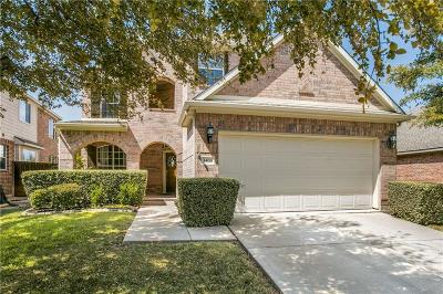 McKinney Single Family Home Active Option Contract: 3404 Meridian Drive