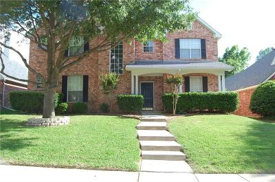 Plano Single Family Home For Sale: 2712 Barlow Court