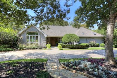 Colleyville Single Family Home Active Option Contract: 4304 Eaton Circle
