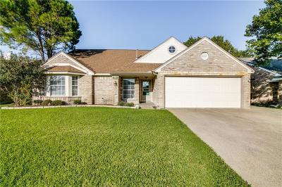 Rowlett Single Family Home For Sale: 7814 Spinnaker Cove