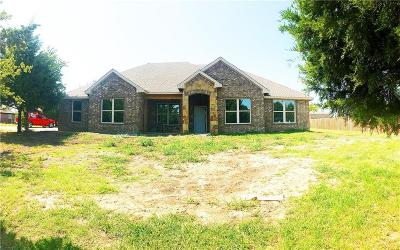 Red Oak Single Family Home For Sale: 1054 Batchler Road