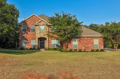 Mansfield Single Family Home For Sale: 6812 Wooded Court