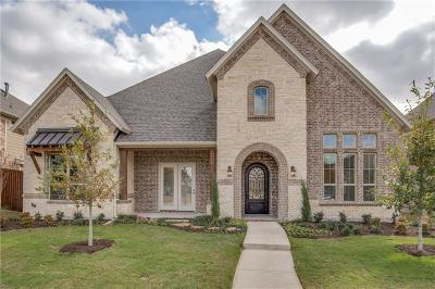 Allen Single Family Home For Sale: 1051 Big Spring Drive