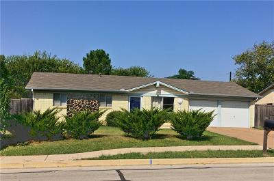 Watauga Single Family Home For Sale: 6101 Whitley Road