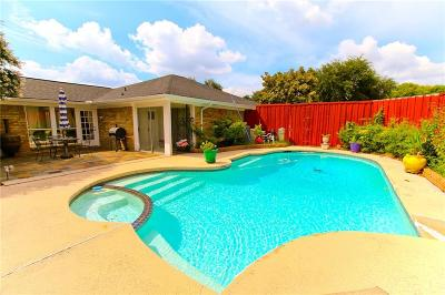 Dallas Single Family Home For Sale: 12702 Whispering Hills Drive