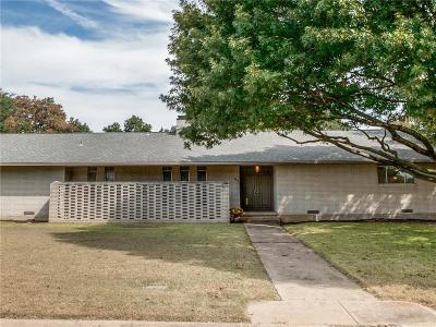 Dallas Single Family Home For Sale: 3815 Weeburn Drive