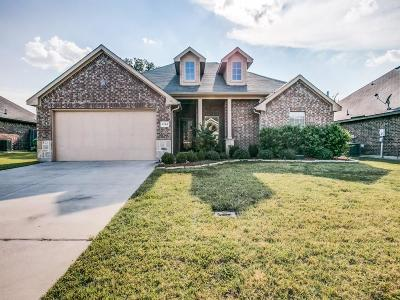 Mansfield Single Family Home Active Option Contract: 1703 Abaco Drive