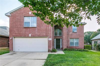 Grand Prairie Single Family Home For Sale: 3512 Vista Circle